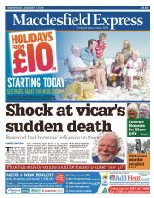 Macclesfield Express Subscription